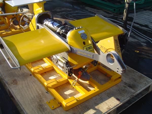 SeaSoar2 Undulating Vehicle