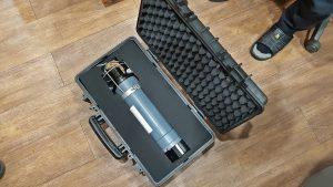 AAE 1500 시리즈 Acoustic Release Beacon 납품