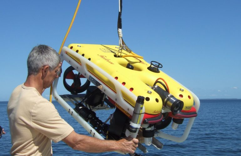 USBL Positioning Tracking Beacon ROV AUV
