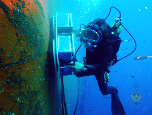 Diver Tracking USBL Beacon